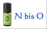 Aeth. Öle von N - O