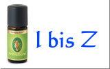 Duftmischungen I - Z