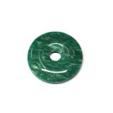 Amazonit Donut dunkel 4 cm