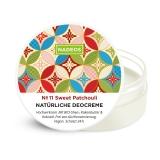 Natürliche Deocreme Sweet Patchouli