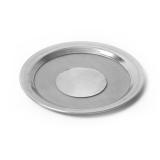 Räuchersieb Metall inkl. Plättchen Ø 12 cm