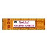 GOLOKA NAG CHAMPA Agarbathi Räucherstäbchen 16 Gramm