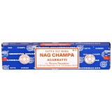 Satya Nag Champa Agarbathi Räucherstäbchen 40 Gramm