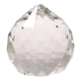 Feng-Shui Regenbogen-Kristall Kugel Ø 4 cm
