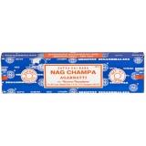 Satya Nag Champa Agarbathi Räucherstäbchen 100 Gramm