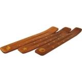 Räucherkoro aus Holz Yin/Yang